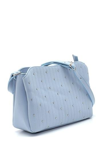 Derimod Kadın Çanta (2133) Casual Mavi